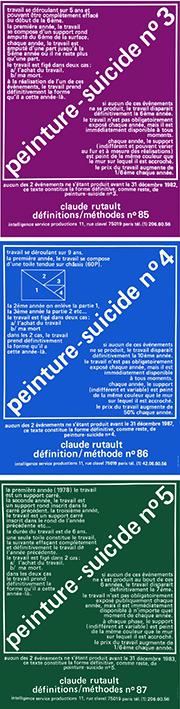 peinture suicide