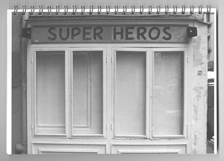 ljc super heros